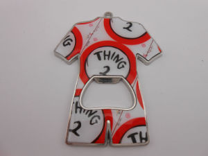 Clothes Shaped Key Accessories, Bottle Opener (GZHY-KA-036) pictures & photos