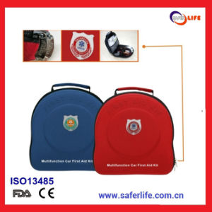 Multifunction Car First Aid Kit for Promotion pictures & photos