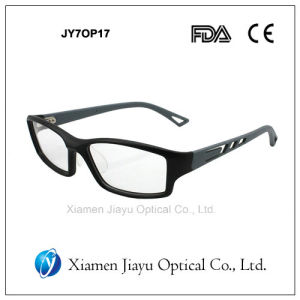 Fashion Tr90 Material Men Full Frame Reading Glasses