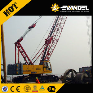Sany 150 Ton Crawler Crane (SCC1500D) pictures & photos