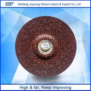 En12413 Standard Steel Grinding Disk pictures & photos
