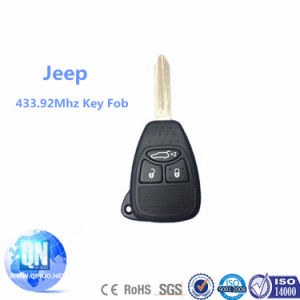 Keyless Entry Remote Key FOB Replacement for Chrysler Dodge Jeep and Other (QN-RS407X) pictures & photos