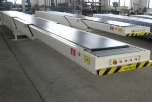 Telescopic Conveyor for Truck Loading pictures & photos