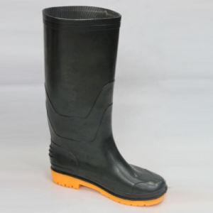 High Quality Work Gum PVC Rain Boots pictures & photos
