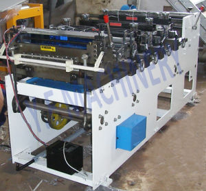 Computer Bottom Sealing Machine for Middle Seal Film (DF-350) pictures & photos