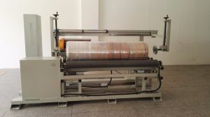 Automatic Paper Roll Yardage Roll Wrapping Machinery pictures & photos