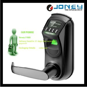 Security USB Biometrics Fingerprint Electric Code Door Locks with Access Control Function (L7000) pictures & photos