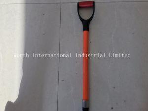 Fiberglass Handle Plastic D Grip Spade pictures & photos