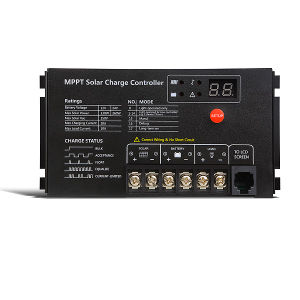10A 12/24V MPPT Controller Solar Panel Charge Controller (QW-MT10A) pictures & photos