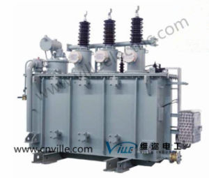 16mva Sz9 Series 35kv Power Transformer with on Load Tap Changer pictures & photos