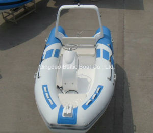 Cheap Rubber Dinghy Outboard Motor Boat 420 Ce