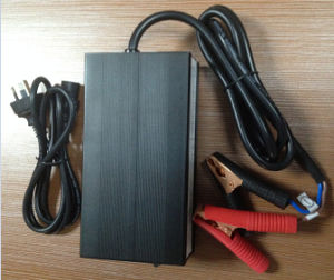 Quawin Auto 12V 18A Battery Charger pictures & photos