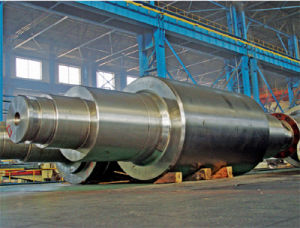 Forge Steel Wind Turbine Main Shaft pictures & photos