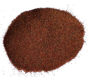 Abrasives Garnet for Blast Cleaning 0-1mm 1-3mm 3-5mm pictures & photos