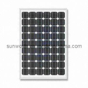 130W Monocrystalline Solar Panel (SW130M)