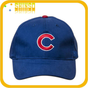 Chicago Front 3D Embroidery Cotton Cap (BC083SST)