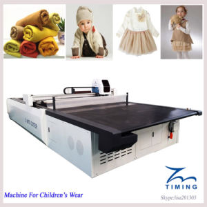Fabric Cutting Machine Industrial Fabric Cutting Machine Fully Automatic Garment/Textile/Fabric Cutting Machine pictures & photos