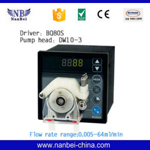 Lab Use Speed Variable 12V Mini Price Peristaltic Pump pictures & photos