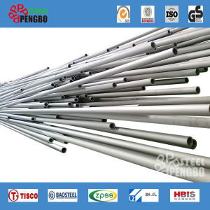 20mm Diameter 316L Seamless Stainless Steel Pipe pictures & photos