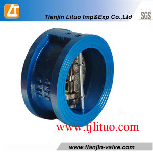 Wafer Type Check Valve, Check Valve 6 Inch pictures & photos