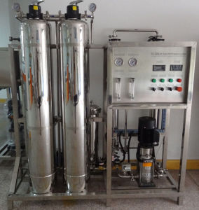 Gold Supplier Stainless Steel RO Drinking Water Making Machine (KYRO-500) pictures & photos