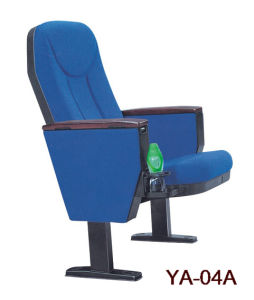 Comfortable Auditorium Chair with Cup Holder (YA-04A) pictures & photos