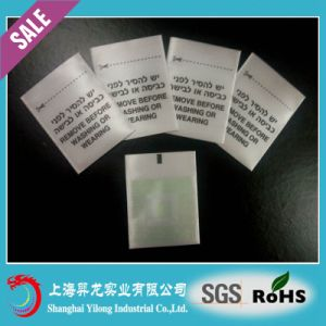 EAS Security with Textile Taffeta RF Chip Tag189 pictures & photos
