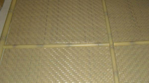 Hot Sales Artificial Bamboo Braided Mat for Decoration pictures & photos