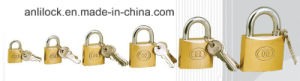 Thick Type Brass Padlock (BMP-362, BMP-363, BMP-364) pictures & photos