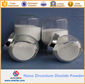 Nano Grade Nano Zirconium Dioxide Powder High Purity 99.99% pictures & photos