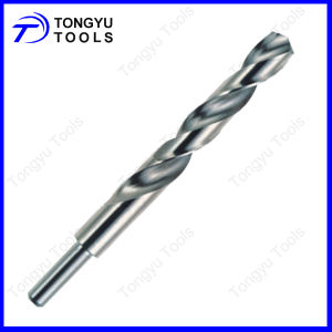 "High Quality Reduced Shank to 3/8"" Fully Ground HSS Dril Bit Metal Bit"