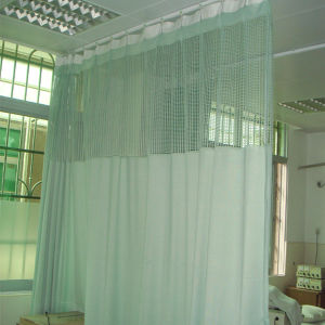 Fireproof Sickroom Curtain pictures & photos