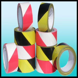 High Quality PVC Adhesive Floor Marking Tape pictures & photos