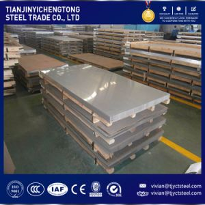 High Quality 304 Stainless Steel Plate with 2b Surface pictures & photos