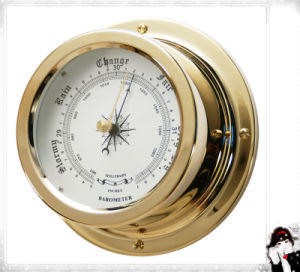Yacht Barometer Brass Case 150mm pictures & photos