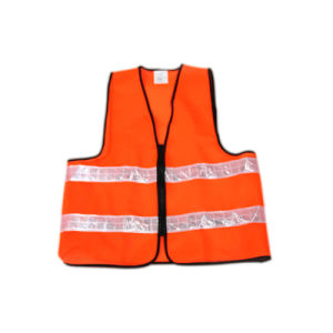 Reflective Safety Vest (Zipper) . pictures & photos
