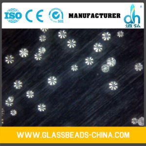 High Quality No Silicone Resin Sandblast Glass Medium pictures & photos