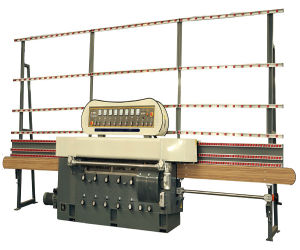 Glass Straight Line Round Edging Machine (SZ-YB7)
