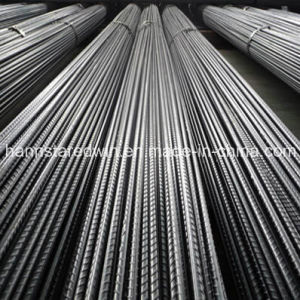 Round Deformedyiwu Cheap Round Deformed Reinforced Steel Bars/Rebar Steel Prices/Building Materials pictures & photos