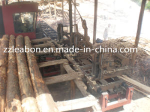 Automatic Mobile Circular Sawmill Machine pictures & photos
