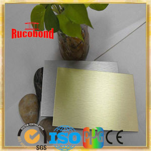 Rucobond Building Material Curtain Wall Aluminium Composite Panel pictures & photos