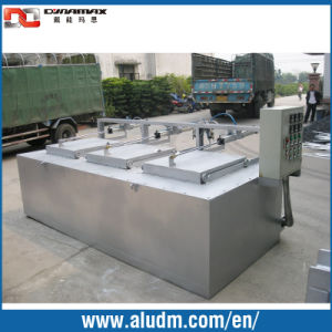 Three Bins Die Oven for 1800t Extrusion Press in Aluminum Extrusion Machine pictures & photos