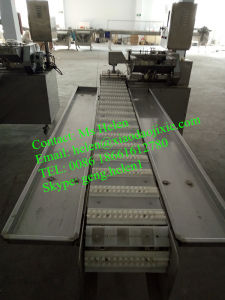 Commercial Automatic Meat Skewer Machine/ Kebab Skewer Machine pictures & photos