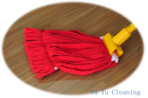 Microfiber Strip Cloth Mop (YYMK-350L) pictures & photos