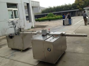 Stationery Paper Sleeving and Cellophane Overwrapping Machine Production Line (SY-60) pictures & photos