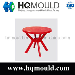 Plastic Injection Mould for Table pictures & photos