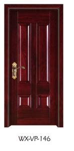 Wooden Door (WX-VP-146) pictures & photos