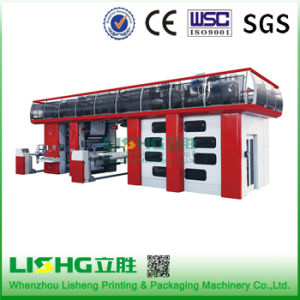 Ytc-8600 High Speed Ci Flexography Printing Machine pictures & photos