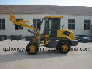 China Factory Cheap Price Zl10b Wheel Loader with Ce pictures & photos