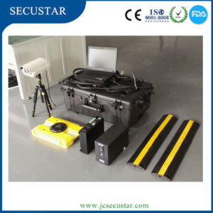 Mobile Under Vehicle Surveillance System Za3000